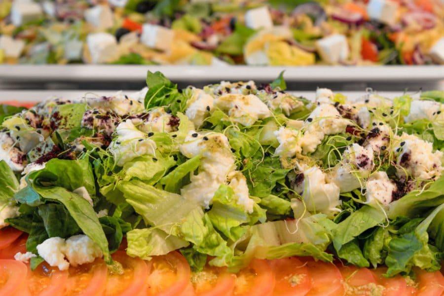 fresh buffet salotos