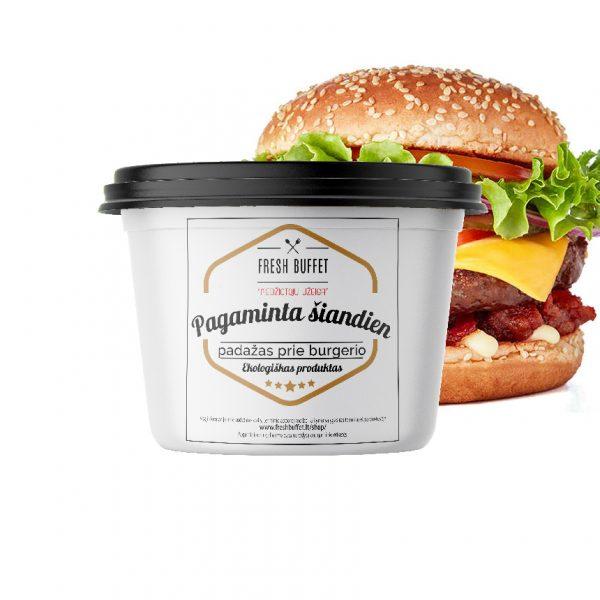 BBQ padažas burgeriui
