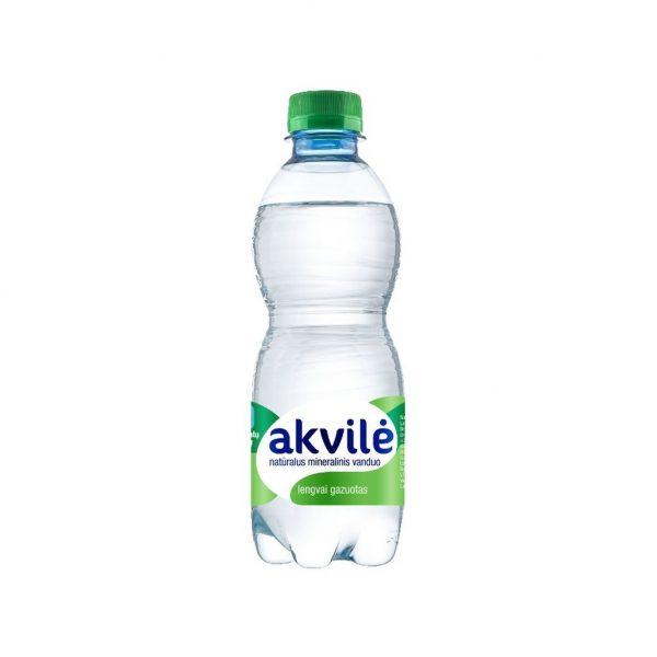 """Mineralinis vanduo """"Akvilė""""  gazuotas"""