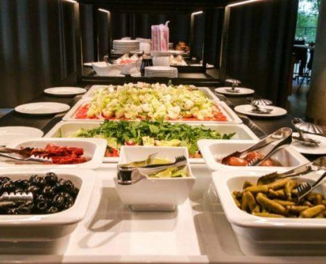 Fresh buffet kauno Doke