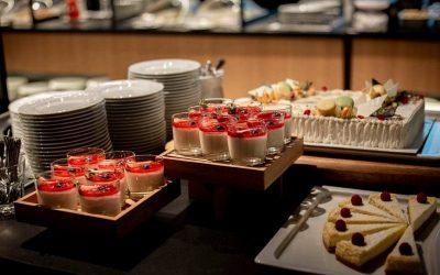 Fresh buffet renginys